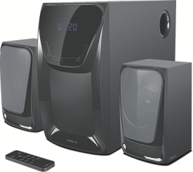 EUFONIA 2.1 Subwoofer System