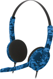"""Stereo Gaming-Headset """"Camouflage"""" [PS4]"""