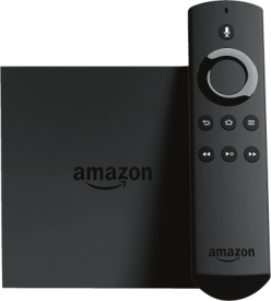 Fire TV mit 4K Ultra HD