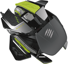 R.A.T. PRO X Gaming Maus – Avago Edition