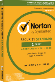 Norton Security 3.0 Standard 1User