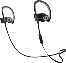Powerbeats 2 Wireless Black Sport