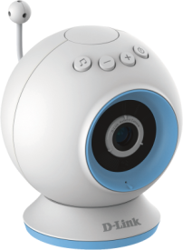 DCS-825L Wireless N EyeOn Baby Monitor - Day and Night HD Ca
