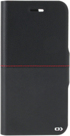Bookcase WHAT ELSE für iPhone 6/ 6S, dual red