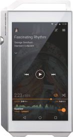 XDP-100R-S Portable High Resolution Digital Audio Player