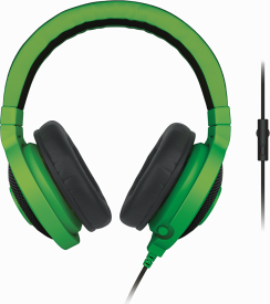 Kraken Pro Green 2015 - Gaming Headset