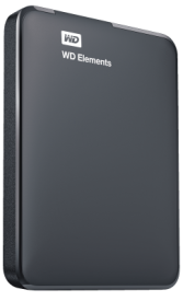Elements Portable 3TB USB 3.0
