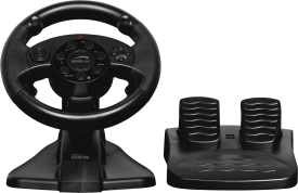 DARKFIRE Racing Wheel - for PS3-PC