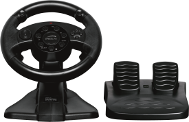 DARKFIRE Racing Wheel for PC & PS3