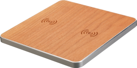 Qi Wireless Charger WOODY DUO
