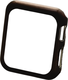 Full Protector Cover Chrom für Apple Watch 42mm