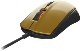 Rival 100 Gaming Mouse, alchemy gold