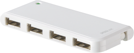 NOBILE Compact USB Hub - 4-Port