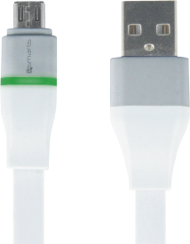 PulseCord + Charge Notice Micro-USB Datenkabel 1m