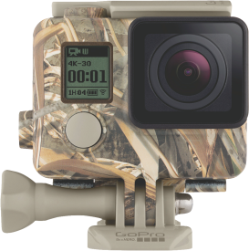 Camo Housing + Quick Clip (Realtree MAX-5)