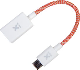 USB-C to female USB cable