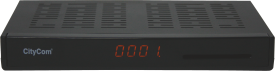 HD SAT Receiver CCR560