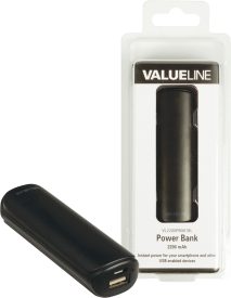 Powerbank, 2200mAh