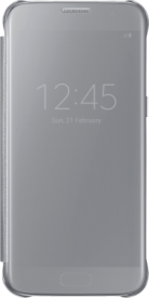 Clear View Cover für Galaxy S7 EF-ZG930