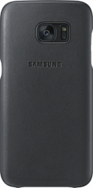 Leder Cover für Galaxy S7 Edge