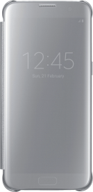 Clear View Cover für Galaxy S7 Edge EF-ZG935