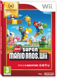 Wii Mario Bros. Selects