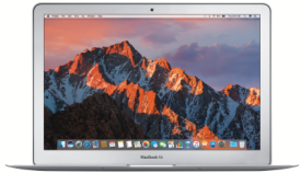 MacBook Air 13-inch Core i5 1.6Ghz/8GB/128GB/Intel HD 6000