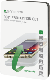 360° Protection Set für Samsung Galaxy S6