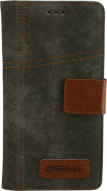 BOOK CASE ARMY JEANS Huawei P9 Lite