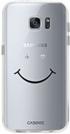 "Back Case ""Smiley"" für Samsung Galaxy S7"