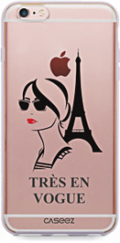 "Back Case ""Tres En Vogue"" für iPhone 6/ 6S"