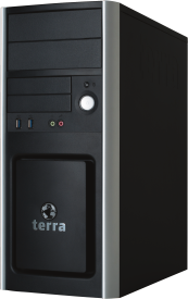 TERRA PC-BUSINESS 5050S mit SSD Speichermedium