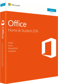 Office 2016 Home & Student 32bit/x64 Deutsch PKC P2
