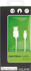 Apple Datenkabel Lightning-USB 1m