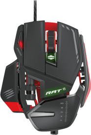 RAT 6 Gaming Mouse