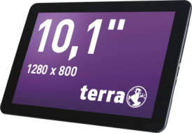 "TERRA PAD 1004 10.1"" IPS/1GB/16G/LTE/Android 5,1"