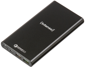 Powerbank Q10000 mit Quick Charge Funktion