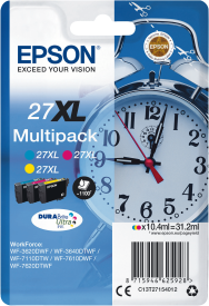 T2715 Multipack CMY 27XL