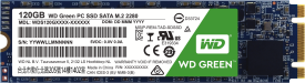 WD Green 120GB SSD M.2 2280