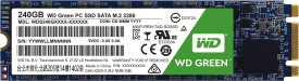 WD Green 240GB SSD M.2 2280