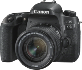 EOS 77D EF-S 18-55mm IS STM