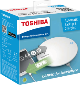 Canvio for Smartphone (Android) - 500GB