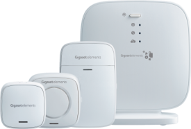 Elements Alarm System S