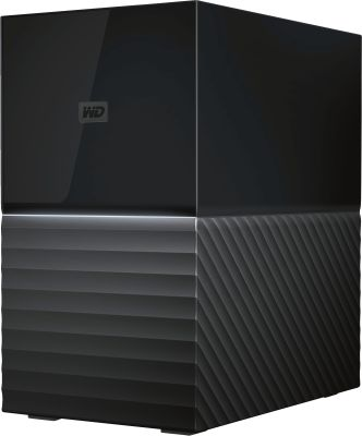 My Book Duo 4TB