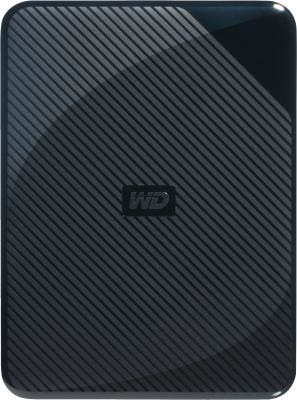 WD Gaming Drive 2TB works with PlayStation 4
