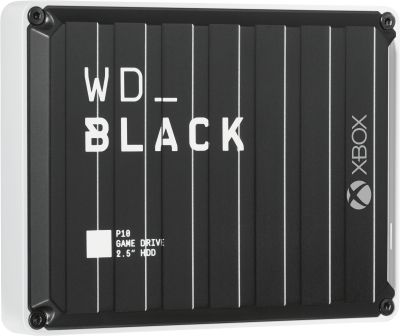 WD Black P10 5TB Game Drive for Xbox One