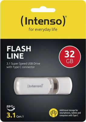 Flash Line 32GB Type-C USB 3.1