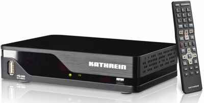 simpliTV Kathrein Box UFT931 HD Antennen Receiver
