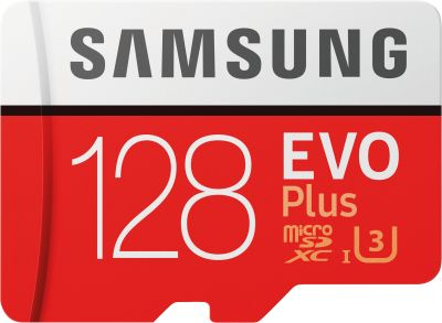 EVO Plus microSDXC 128GB
