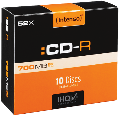 CD-R 700MB 10er Slimcase_0